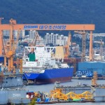 Daewoo secures double LNG carrier order