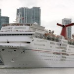 Carnival's shares cruise to record after profit tops estimates