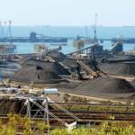 Heavy rains impact Queensland coal terminals