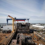 France, Italy Said to Be Near Deal Over STX Shipyard