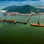 Brazil's CSN iron ore terminal not operating after accident