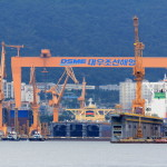 Zodiac Maritime orders boxships at DSME – reports