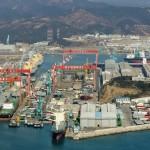 HHI set to close Gunsan shipyard