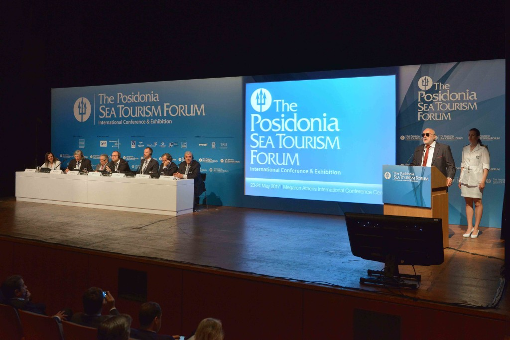 Posidonia Sea Tourism Forum: Greece is open for cruise industry ...