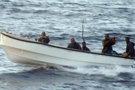 Piraten-Somalia