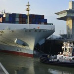 Largest Vessel To-Date Transits Panama Canal's New Locks