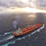Baltic index gains on firm demand for larger vessels