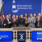International Seaways returns to black in fourth quarter