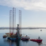 Drilling rig in Norway gets all its power from land to cut emissions