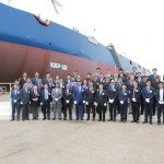 Bahri takes delivery of latest newbuilding from HHI