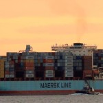 Global shipping feels fallout from Maersk cyber attack