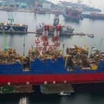 Prelude FLNG begins its journey to Australia