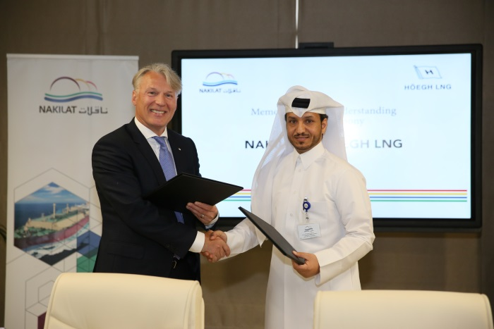 NAKILAT-MD-AND-HOEGH-LNG-CEO