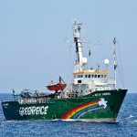 Arbitration panel tells Russia to pay Dutch $6 million over Greenpeace boat seizure