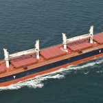 Eagle Bulk Takes Delivery of M/V Madison Eagle