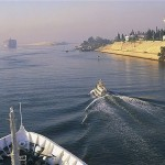Suez Canal revenues rise to $447.1 mln in July