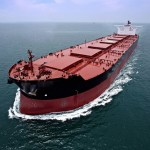Baltic index rises as rates for larger vessels jump