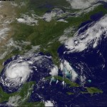Hurricanes Disrupt Freight Sector, Send Rates Soaring