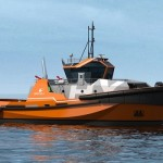 Wartsila introduces new hybrid-powered tug design series