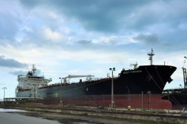tanker MT West Virginia