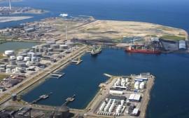 Copenhagen-Malmo-Port