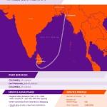 Milaha launches Sri Lanka – Bangladesh feeder service