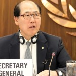 IMO chief urges collaboration on emissions reduction