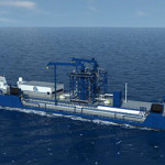 USA's first Wärtsilä equipped LNG fuelling barge ordered by Q-LNG