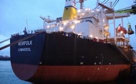Diana-Shipping-mv-Norfolk-Capesize