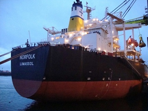 Diana-Shipping-mv-Norfolk-Capesize