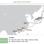 OOCL introduces Japan Vietnam Service