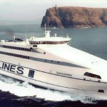 Aeolos Kenteris fast ferry on auction block next month