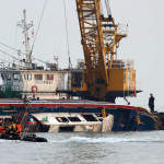 Fishing Boat Collides with Bunker Tanker Off South Korea; Eight Dead