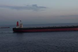 Bosphorus shipping