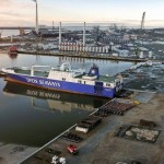 New multiterminal at port of Esbjerg
