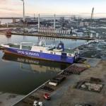 New multiterminal at port of Esbjerg