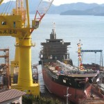 Japan's Aug vessel orders double on year
