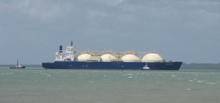 NYK, EDF sign charter agreement on LNG newbuilding | Shipping Herald