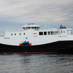 Vard to Build All-Electric Ferry for Boreal