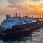 Flex LNG Takes Delivery of First LNG Carrier Newbuilding