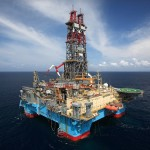Maersk Energy sees uptick in offshore oil drilling, profit still squeezed