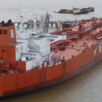 SCF Tanker Grounded in Suez Canal
