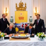 Shell to charter and fuel two LNG powered Aframax tankers