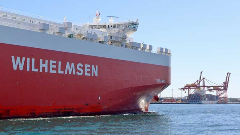 Wilhelmsen hits the digital turbo button | Shipping Herald