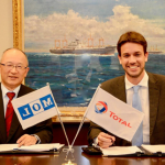 Total, MOL sign long-term charter contract for pioneer LNG bunker vessel