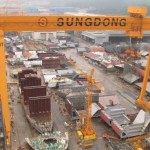 Sungdong Shipbuilding to file for court receivership