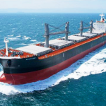 Mitsui Delivers Bulk Carrier to Ostria Marine