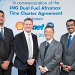 Shell to Charter AET's LNG-Fueled Aframax Duo