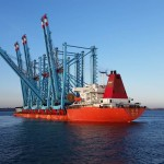 New Cranes for APM Terminals Elizabeth