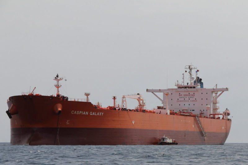 VENEZUELA-OIL-TANKERS
